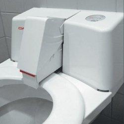 Самоочищающееся туалетное сидение CWS Paradise Cleanseat Universal