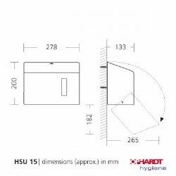 Диспенсер SanTRAL HSU 15 E